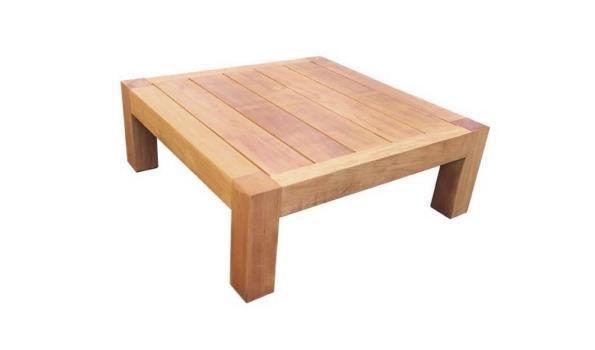 Hardhouten lounge stoel design Long Island