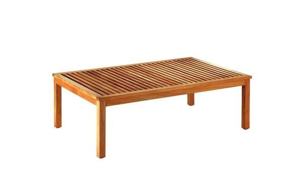 Hardhouten tafel Saint Tropez