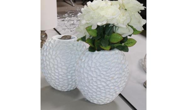 Vazen met kunstbloemen | ProVeiling.nl