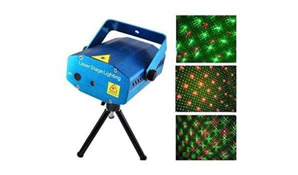 Disco mini laser Licht