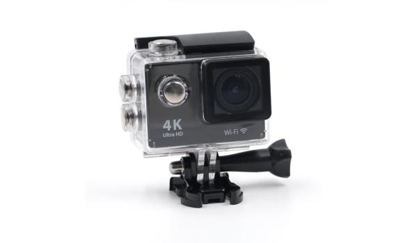 Action camera, wifi 4k ultra HD