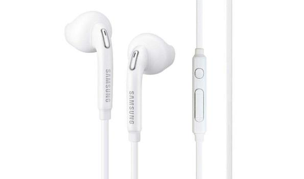Samsung headset, wit