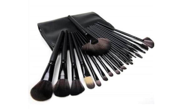 Make-up kwasten set, 24-delig