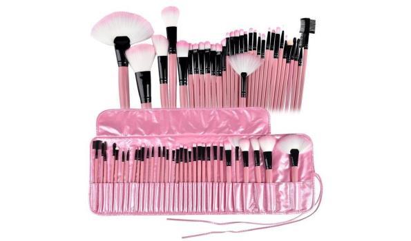 Make-up kwasten set, 32-delig