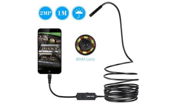 WiFi Endoscoop Camera voor iPhone/iPad/Android/PC