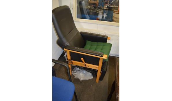 Eettafel incl. 6 stoelen