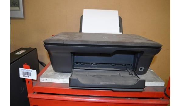 HP all-in one printer