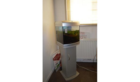 Aqua 40 aquarium incl. kast