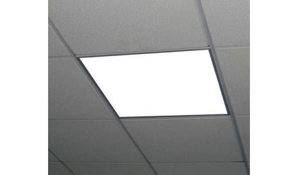 Led panel, vierkant