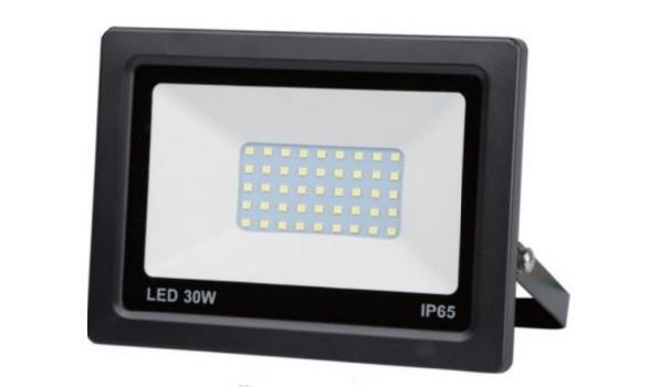 LED stralers Flat, 30 watt 2 stuks