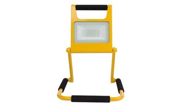 Led straler, werklamp op accu 5x