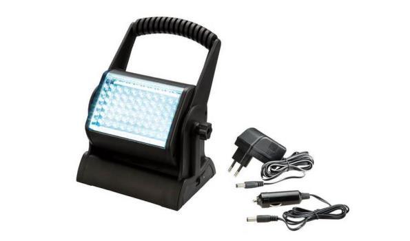 LED werklamp oplaadbaar 6x
