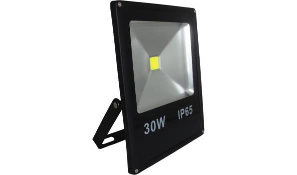 LED stralers Flat Profi, 30 watt 4x