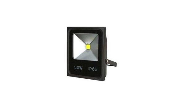 LED stralers Flat, 50 watt 2x
