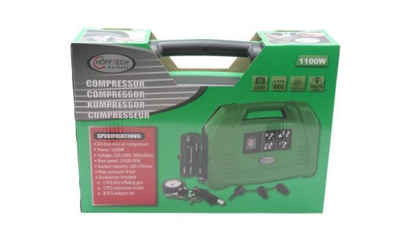Olievrije Mini-Compressor 220V