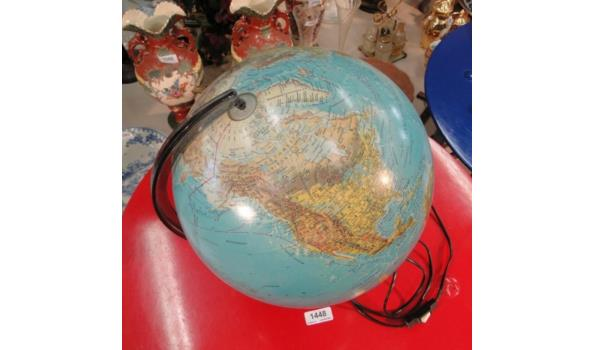 Globe met verlichting | ProVeiling.nl