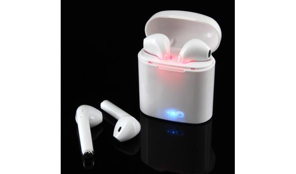 Airpods i7 - Wit (Draadloos)