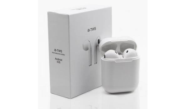 Airpods i8 - Wit - Draadloos (New Model)