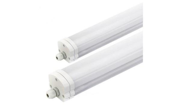 LED BALK met Spatwaterdicht armatuur