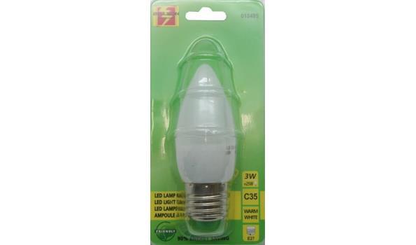 Led Lamp Kaars