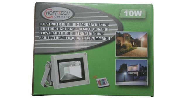 LED STRALER 10 W MULTICOLO