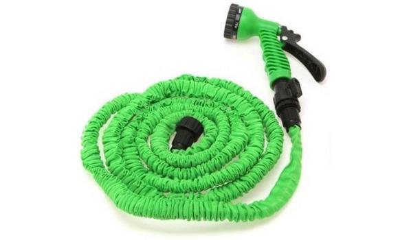 Elastische flexibele (tuin) slang 15mtr 10005717