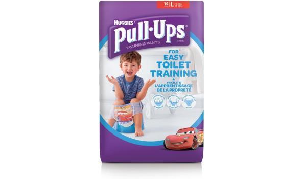 Huggies Pull-up luier-trainingsbroekjes