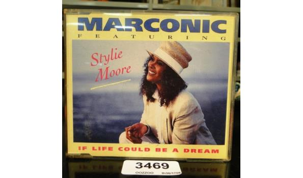 Marconic, / Stylie Moore
