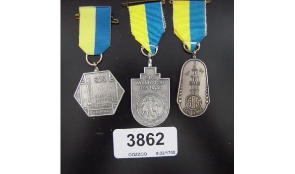 6 Medailles