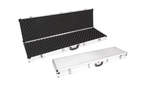 Wapenkoffer, aluminium