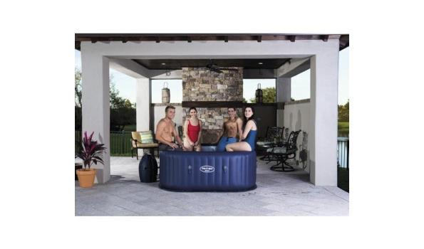 Lay-Z-Spa Hawaii 6 persoons