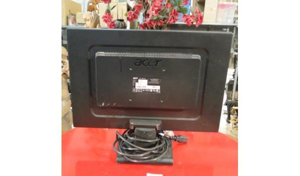 Acer flatscreen al2216w 21 inch