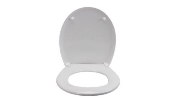 Toiletzitting, softclose, 2x