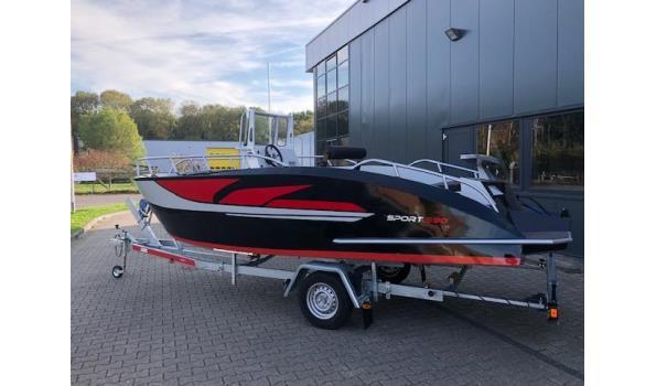 Hedendaags Aluminium Consoleboot   ProVeiling.nl VW-53