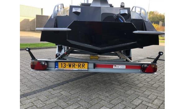 Hedendaags Aluminium Consoleboot | ProVeiling.nl GU-02