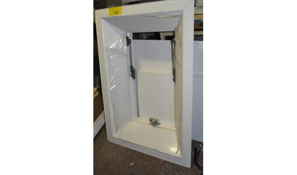Lichtkoepel - 54x57cm