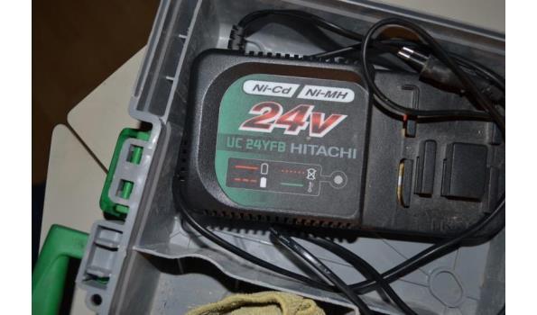 Hitachi klopboormachine