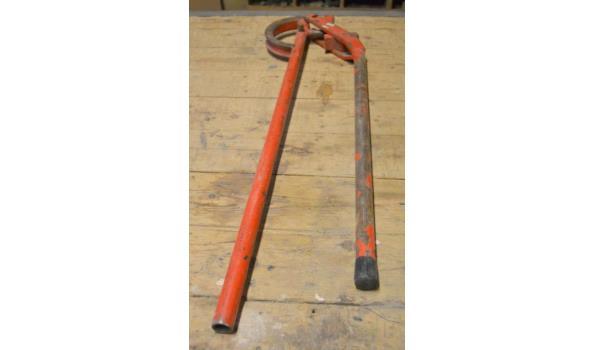 Buigijzer - 20 mm