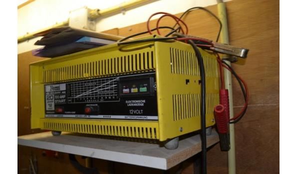 Ferm acculader - 20 AMP/12V