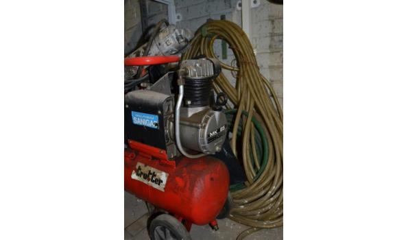 Trotter compressor