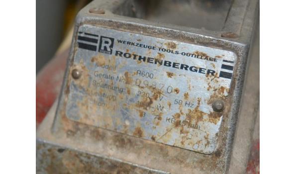 Rotenberger R600 rioolreiniging
