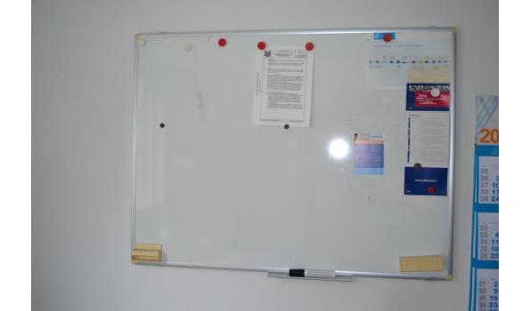 Whiteboard - 120x90 cm