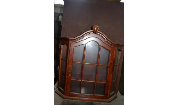 Kast met opbouw - 84x40x160 cm