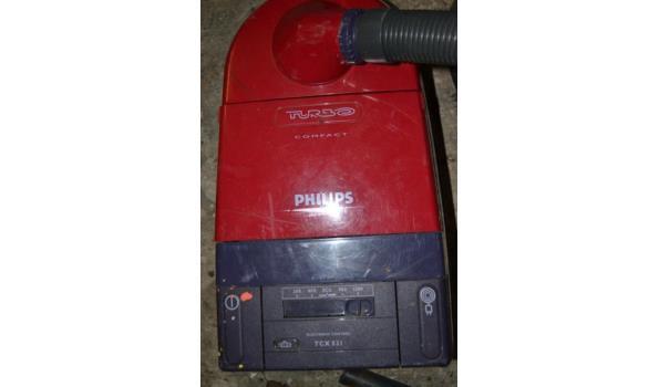 Philips stofzuiger - electronic control TCX 531