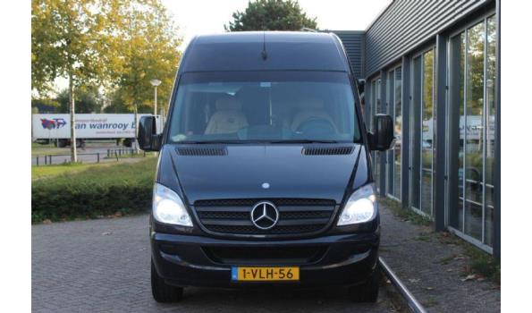 Mercedes-Benz SPRINTER 313CDI Bj 2011 Kenteken 1VLH56