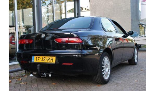 Alfa Romeo 156 1.6 TS Bj. 2002 Kenteken 17JSRH