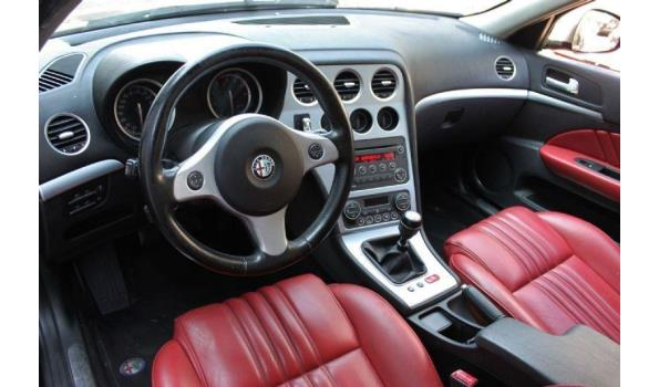 Alfa Romeo 159 1.8 Bj. 2006 Kenteken 42TJBS