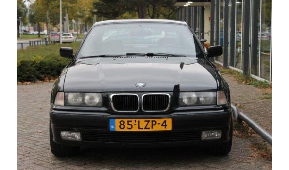 BMW 3-serie 318i bj 1997 Kenteken 85LZP4