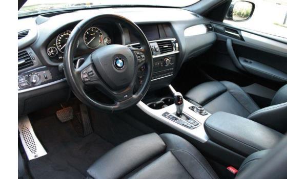 BMW X3 30d Bj. 2014 Kenteken TP867L