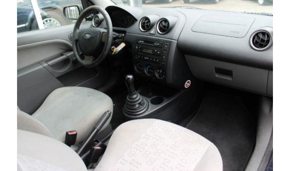 Ford Fiesta 1.25 Bj. 2003 Kenteken 55NGDB